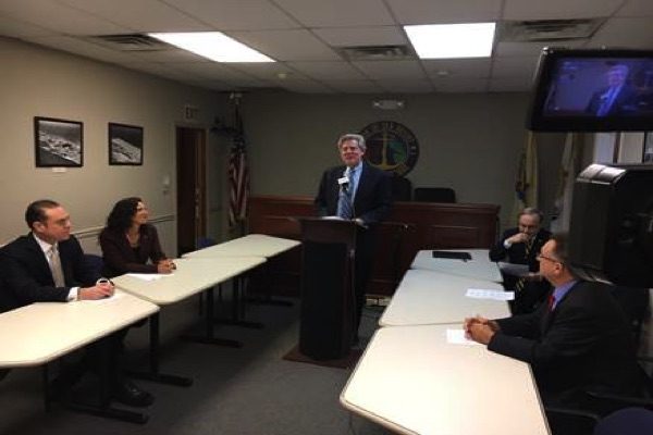Congressman Pallone Unveils Plan To Bring 'Resilient City' To Sea Bright