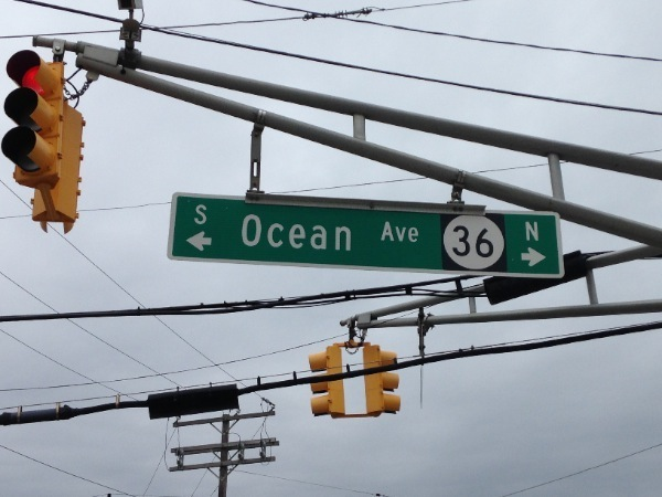 Route 36 In Sea Bright Closing Saturday Night