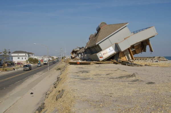 FEMA Announces Funding For Sea Bright/Monmouth Beach Seawall Project