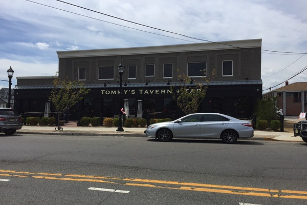 Tommy's Tavern Approved For Larger Parking Area, Use of Second Floor