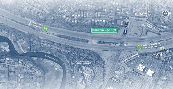 State Details Exit 109 Improvements