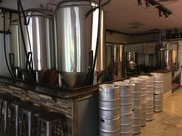 A Sneak Peak At Monmouth County's Newest Brewery