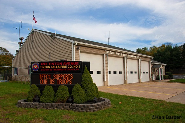 Tinton Falls 5K To Benefit Local Fire Company