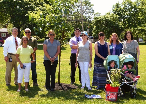 West Long Branch Celebrates Arbor Day