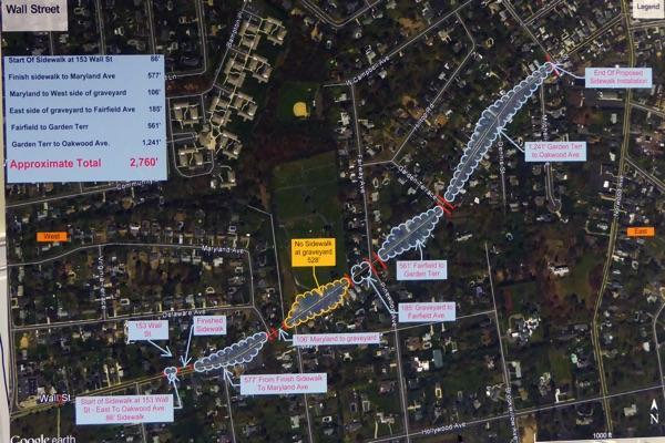 Wall Street Improvements Planned In West Long Branch