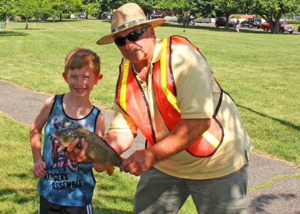 West Long Branch Youth Fishing Derby A Reel Success