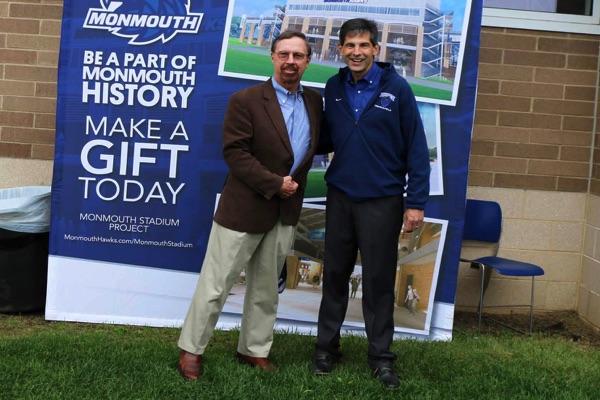 Monmouth University President Retires