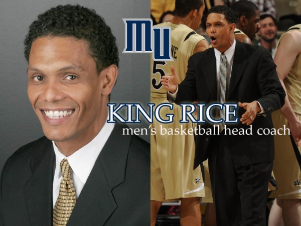 Monmouth U Basketball Coach, Point Guard Honored