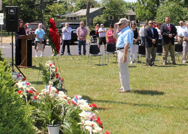 West Long Branch Remembers The Fallen On Memorial Day