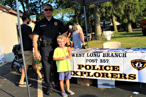 West Long Branch National Night Out a Big success