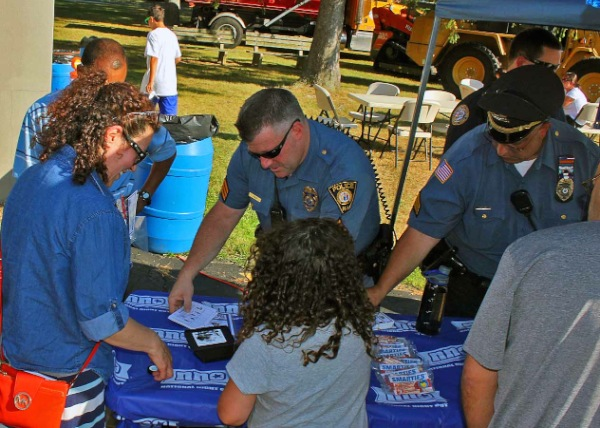 National Night Out Comes To WLB For First Time