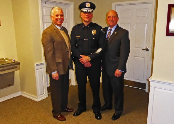 West Long Branch Welcomes New Chief of Police