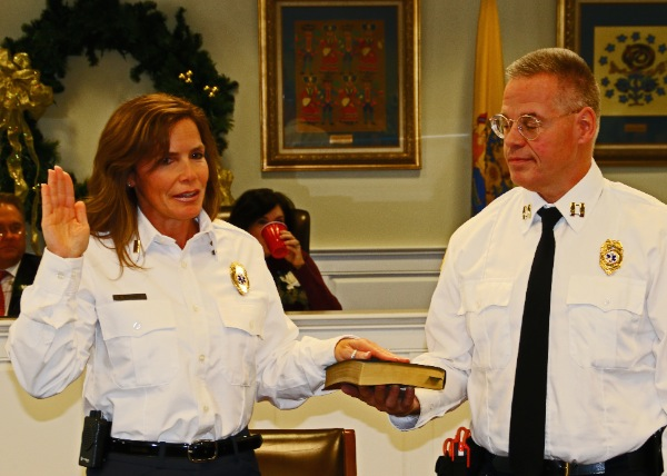 West Long Branch Council Reorganizes, Mayor Welcomes New Year