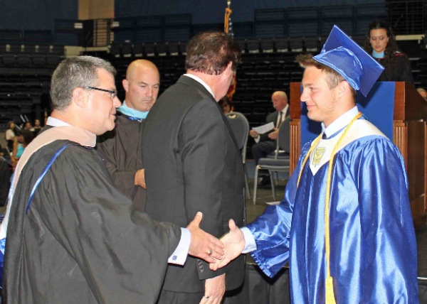 Excitement Abound At 2015 Shore Regional Graduation