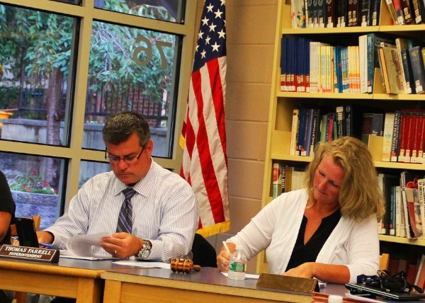 West Long Branch BOE Looks Ahead to 2015-16 School Year