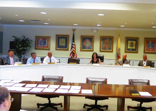 WLB Executive Session to Cover Police Dispatch Changes, TRWRA Matter