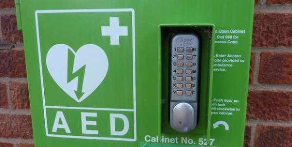 WLB Parents Start Fundraiser For Public Defibrillators