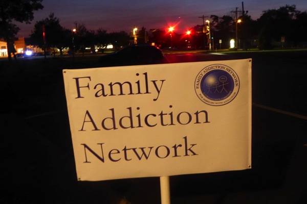 Family Addiction Network Meets March 21