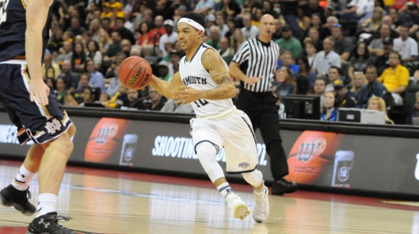 Monmouth Basketball Team Nets Historic Win Over Notre Dame