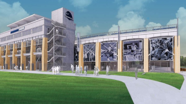 $15 Million Monmouth University Stadium Receives Local Approval