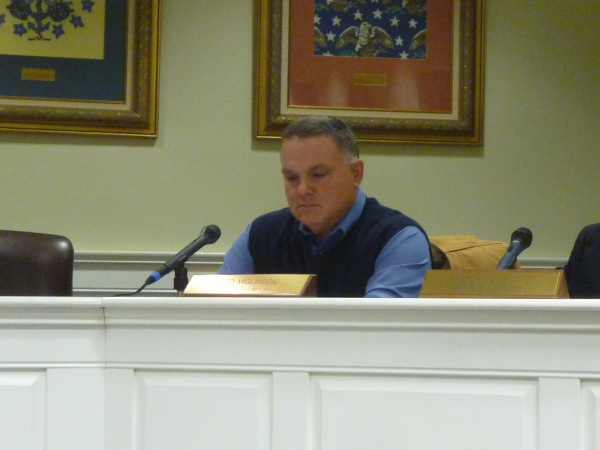 WLB Fire Chief Car Needs, Councilwoman Resigns, Old Police Department Demolition