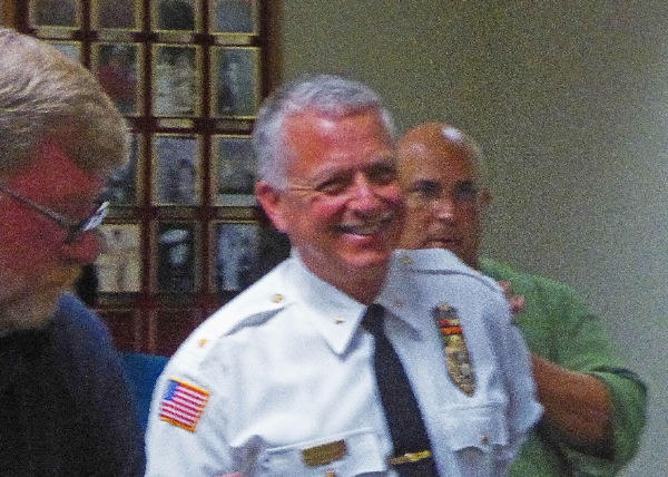 West Long Branch Police Chief Retiring
