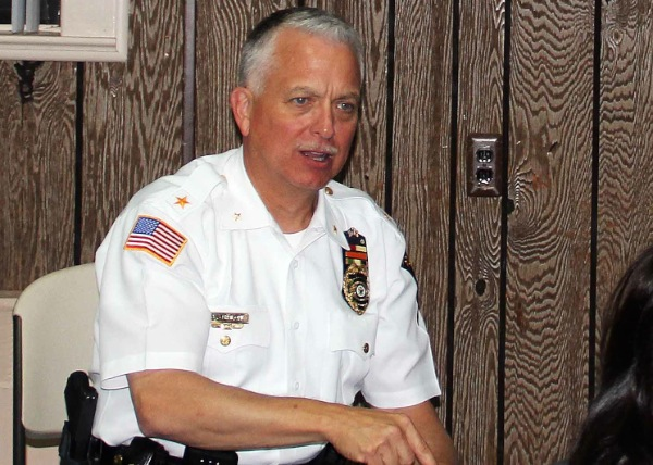 WLB Police Chief Mihlon Guilty of Excellence; Sentenced To Happy Future
