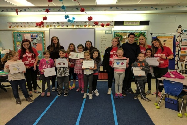 Shore Regional Students Write Bilingual Books