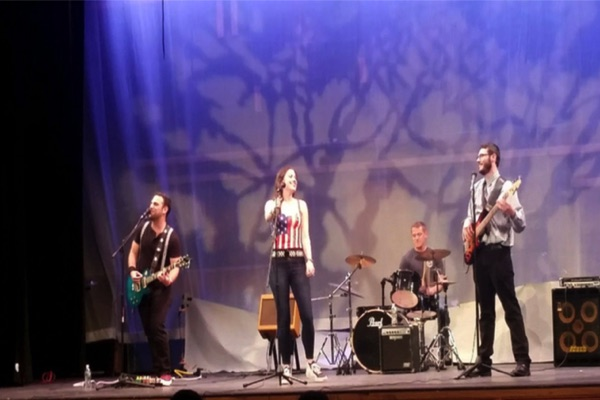 Shore Regional Hosts Make-A-Wish Concert