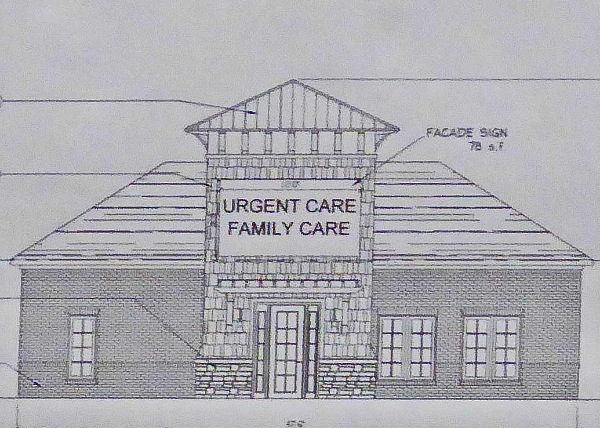 WLB OKs Urgent Care Services at Walgreen's Corner