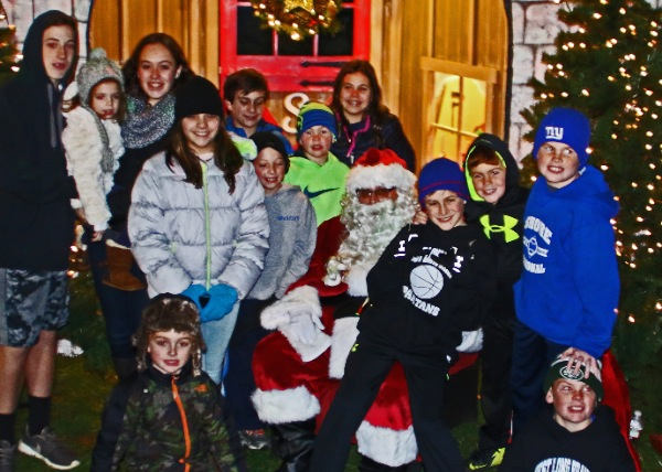 Christmas Sing Brings West Long Branch Community Together