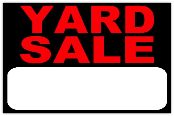 Eatontown Borough Wide Yard Sale Begins Today