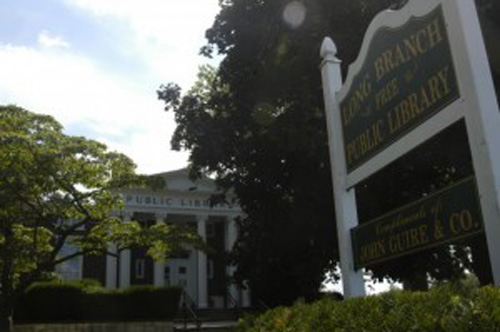 UPDATE:  Long Branch Library Closing for Repairs