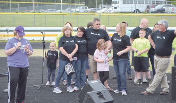 Franklin County Relay for Life ...Walking for a great cause, pics 2