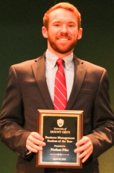 <i>Youngsville student receives top honor</i>