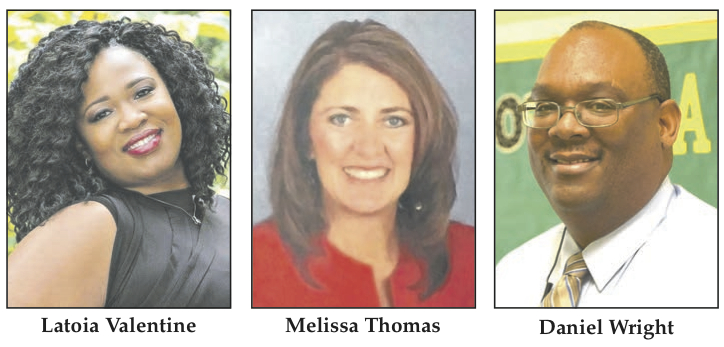 <i>Three principals are selected for Franklin County schools</i>