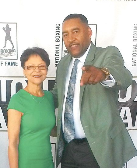 <i>Franklinton man inducted into Boxing Hall of Fame</i>