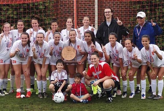 STATE SOCCER CHAMPIONS