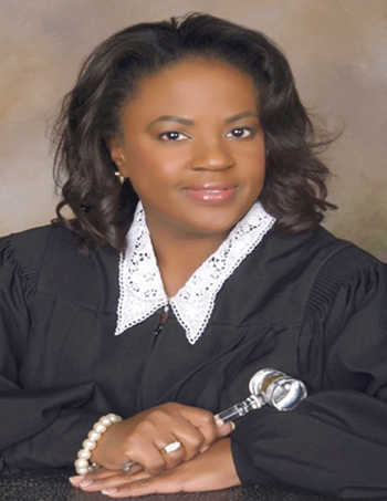 <i>Judge Thompson named as Hobgood's replacement</i>