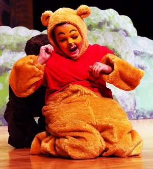 Photos from a recent Winnie the Pooh play in Murfreesboro