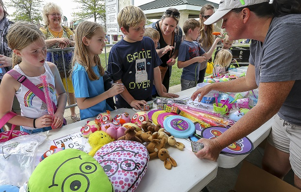 Annual Murfreesboro Easter Egg Hunt a joy for all