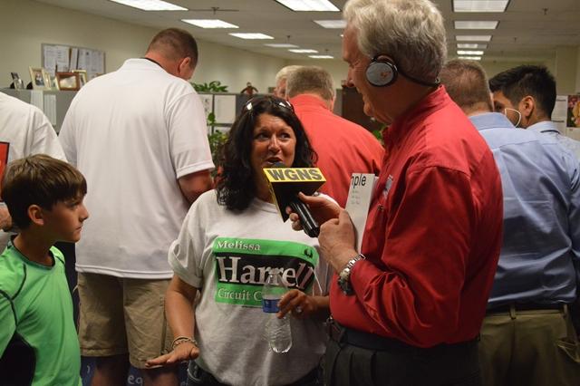 Harrell Defeats Incumbent Circuit Court Clerk | Melissa Harrell, Circuit Court Clerk, election results, Murfreesboro news, sheriff, WGNS, WGNS News