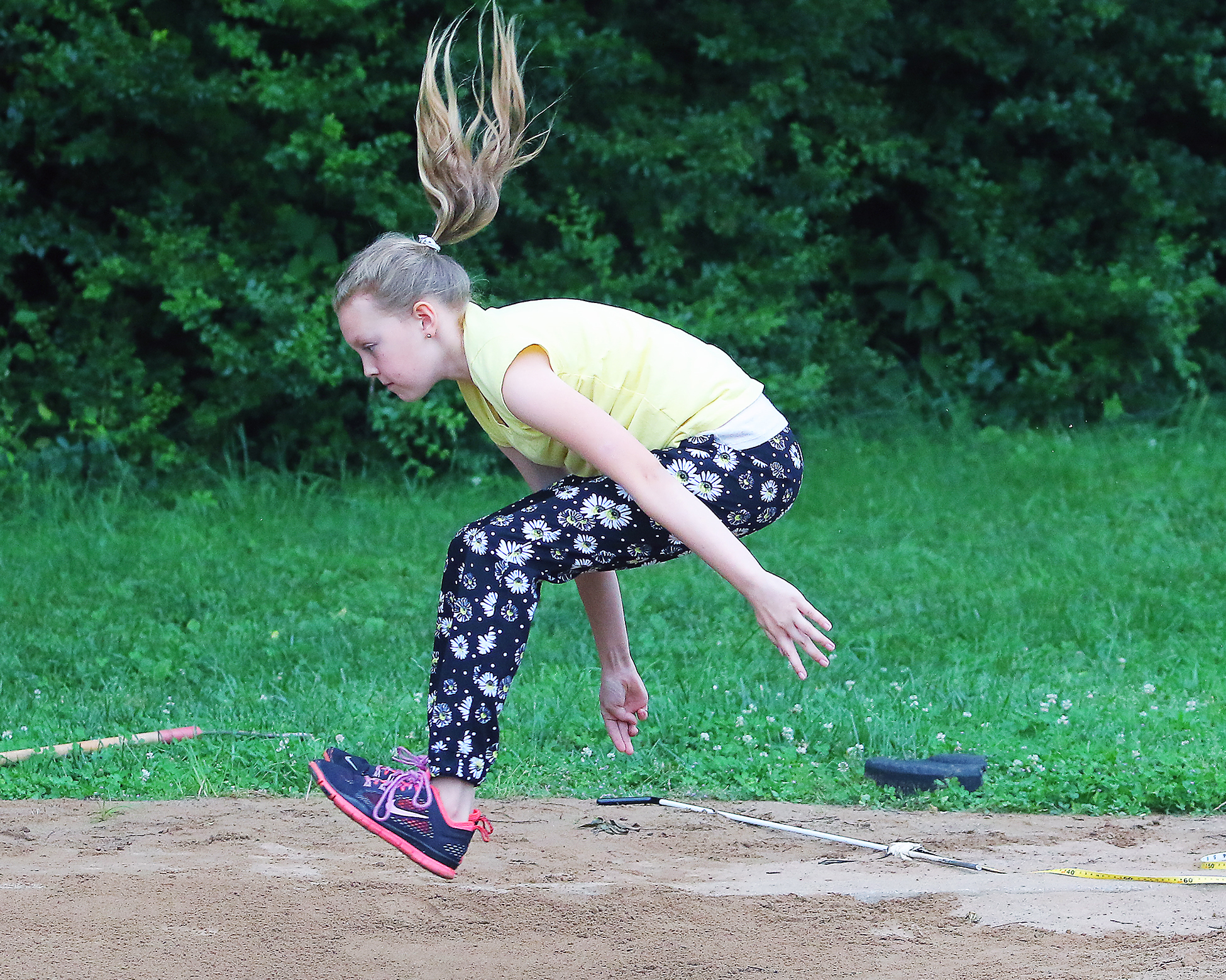 Track and Field qualifiers for children in Rutherford and two other counties to be at Riverdale Saturday