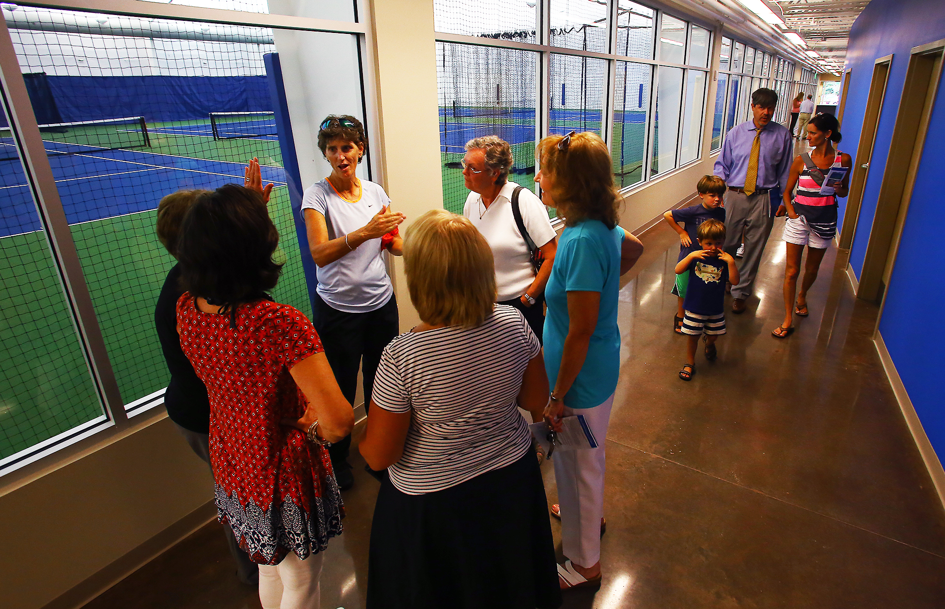 Grand opening of new $5.8 Million indoor tennis facility in Murfreesboro July 15th