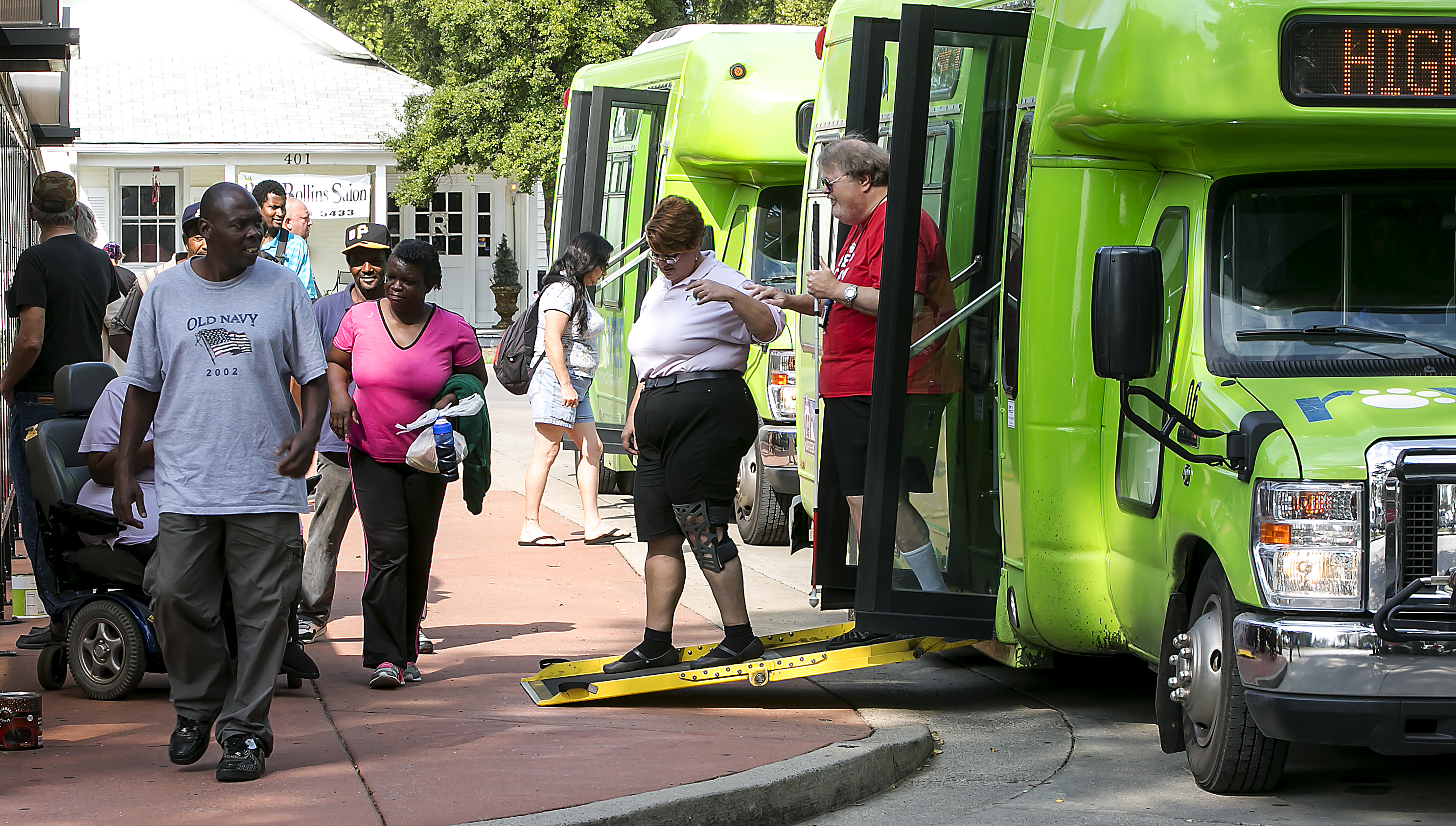 Rover public transportation seeks input to enhance system