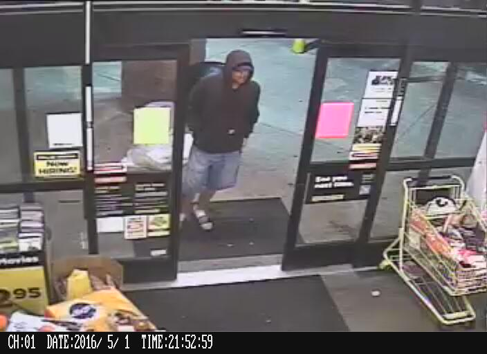 Armed Robbery at the Dollar General on Medical Center Pkwy