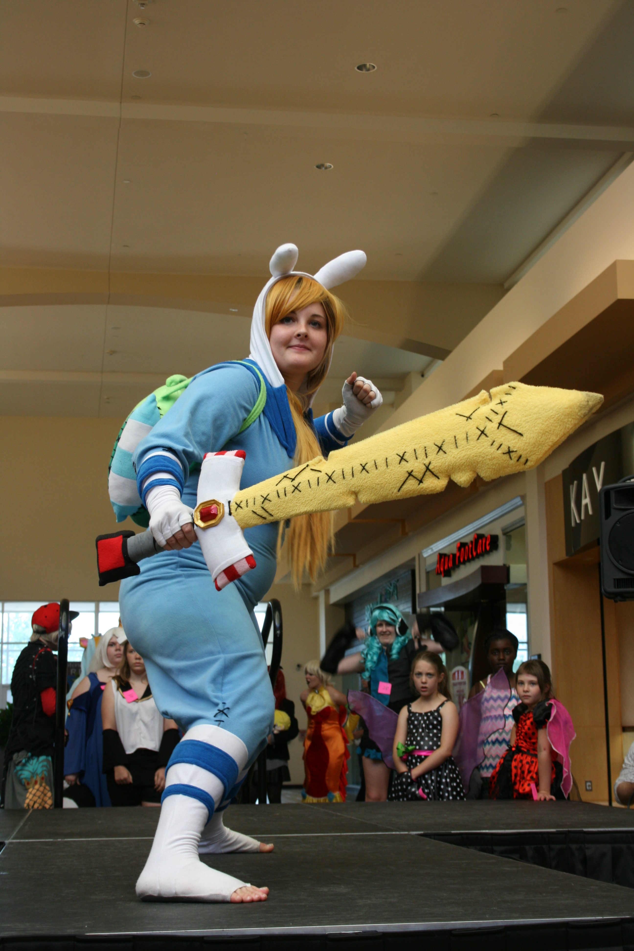 stones river mall and hot topic present anime  u0026 cosplay party  round two