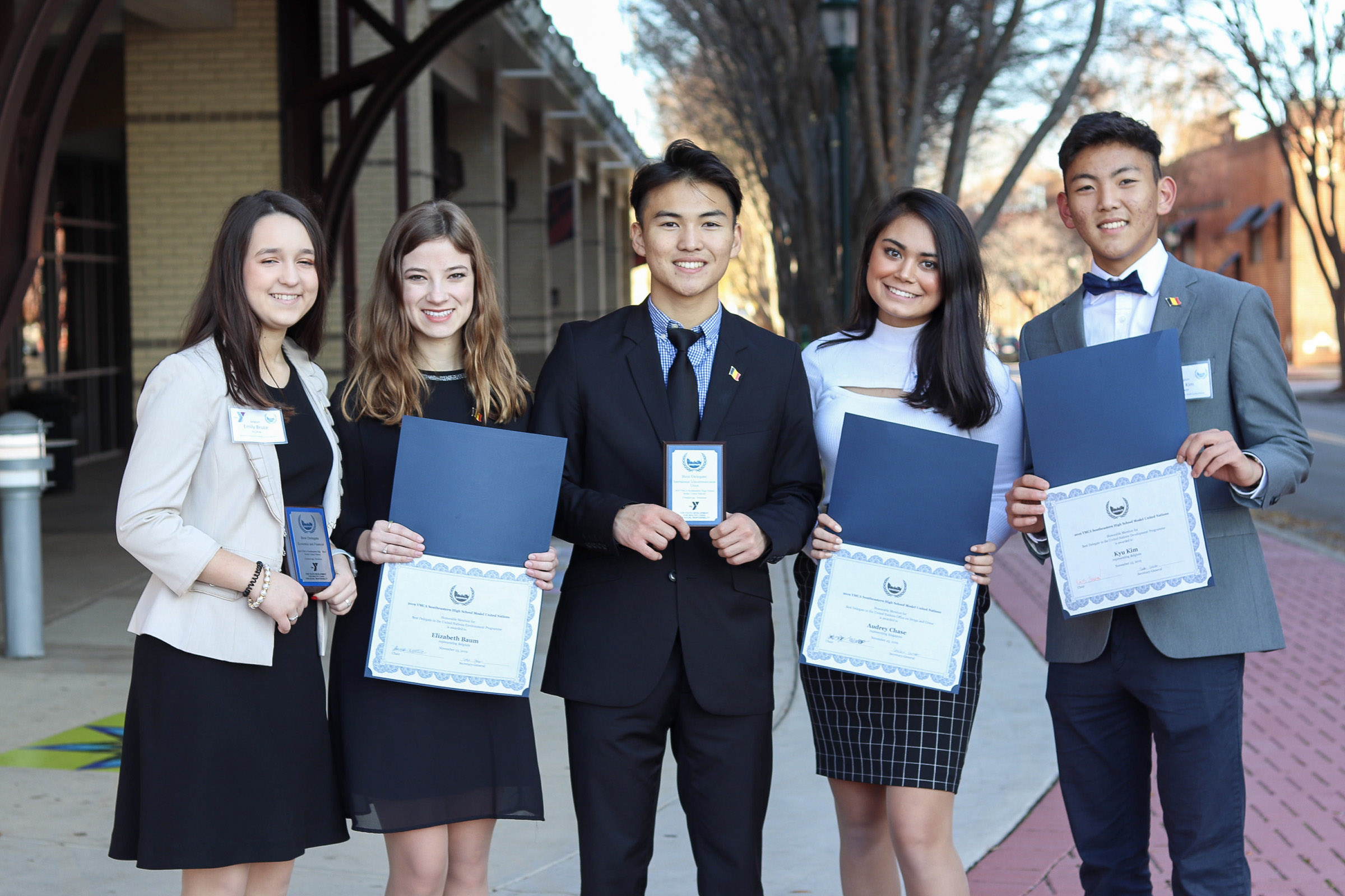 This past weekend, Siegel Model UN was the only Rutherford County School competing at the Southeastern High School Model United Nations Conference (SHSMUN) against 650 students representing over 70 country delegations.