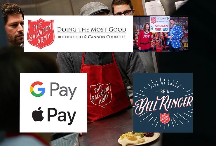 Local Salvation Army introduces digital