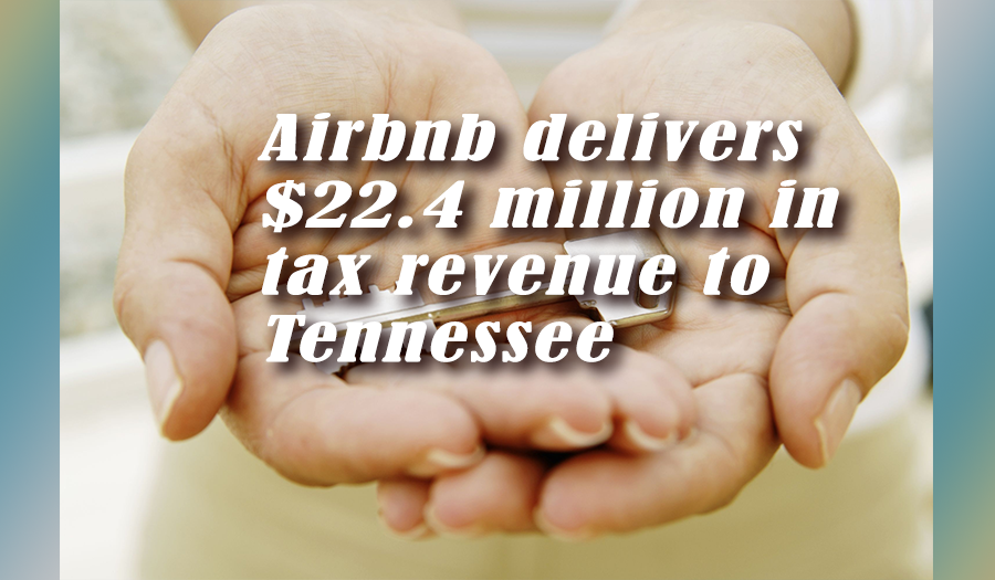 Airbnb Delivered $22.4 Million in Tennessee Tax Revenue in First Year of Agreement